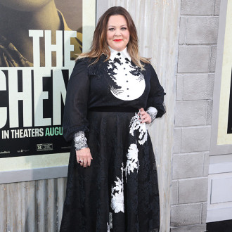 Melissa McCarthy falls in love with her characters