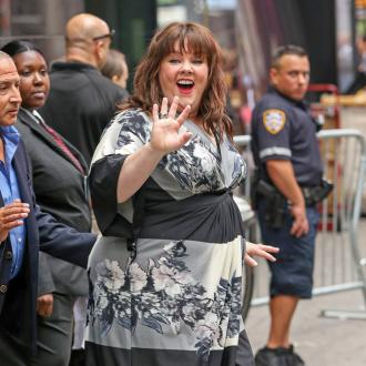 Melissa Mccarthy: I Cried Over My Weight