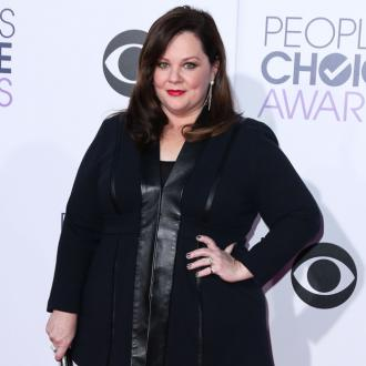 Melissa Mccarthy Was 'Doing Drag' Aged 20