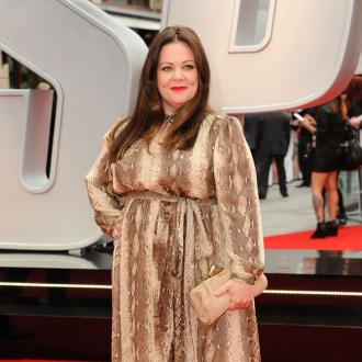 Melissa McCarthy doesn't worry about her weight