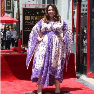 Melissa Mccarthy Receives Walk Of Fame Star