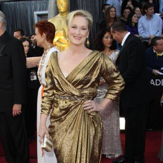 Meryl Streep 'Lucky' To Have A Happy Marriage