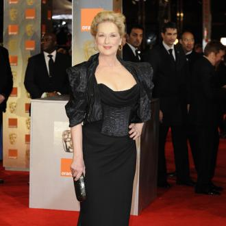 Meryl Streep swims a mile every day