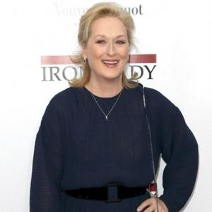 Meryl Streep To Receive Prestigious 'Golden Bear'