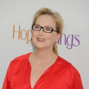 Meryl Streep: Women Work Harder For Relationships