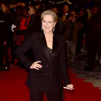 Meryl Streep to become grandmother