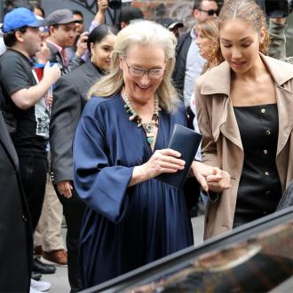 Meryl Streep dislikes the term 'toxic masculinity'