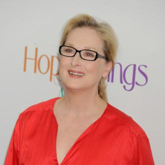 Meryl Streep To Play Susan Boyle In Biopic?
