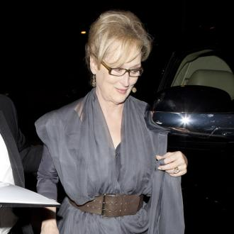 Meryl Streep Wins Icon Award