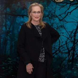 Meryl Streep Loves Knitting