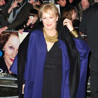 Proud mother Meryl Streep
