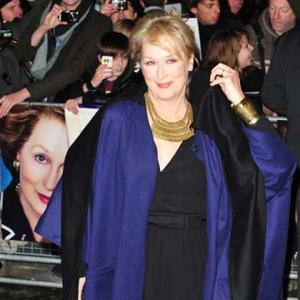 Meryl Streep Wants Iron Lady To Inspire