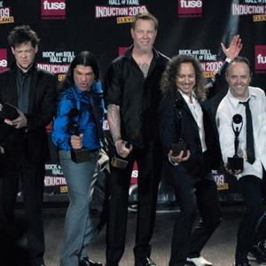 Metallica Drum Up Charity Sum
