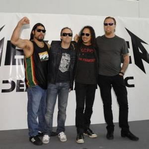 Metallica Want To Headline Glastonbury