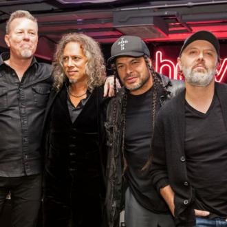 Metallica 'hellbent' on playing Coachella