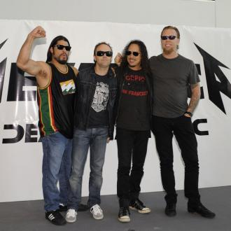 Metallica: Glastonbury was a 'no-brainer'