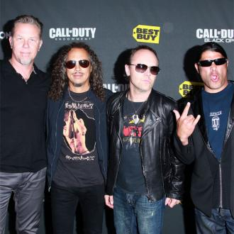 Metallica Headlined At Glastonbury