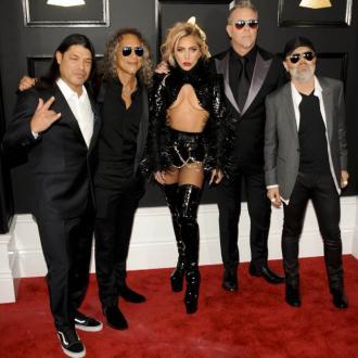 Metallica hail Lady Gaga a 'fearless artist'
