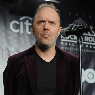 Metallica's Lars Ulrich is a huge fan of Rihanna
