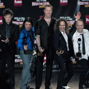 Metallica Reunite With Jason Newsted