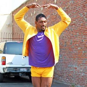 Ron Artest 'Metta World Peace' Given The Dancing Boot