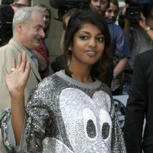 M.i.a.'S Lessons For Son