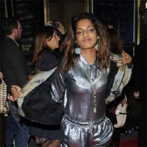 M.i.a. Splits From Fiance