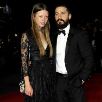 Mia Goth 'Incredibly Proud' Of Shia Labeouf