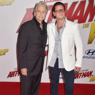 Michael Douglas feared for son Cameron's life