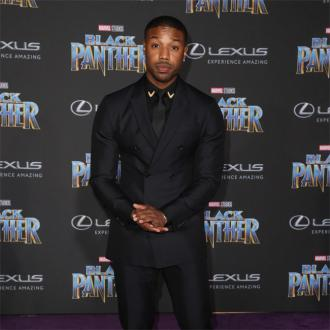 Michael B. Jordan credits his parents for his charitable nature