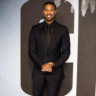 Michael B. Jordan has a 'basic' grooming routine