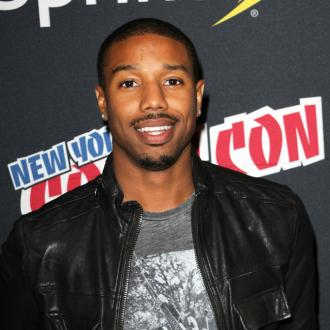 Michael B. Jordan 'ripped' for Creed role