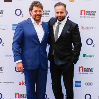 Michael Ball and Alfie Boe to headline Hampton Court Palace Festival