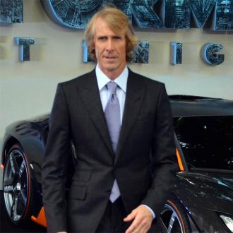 Michael Bay 'bittersweet' at Transformers: The Last Knight premiere