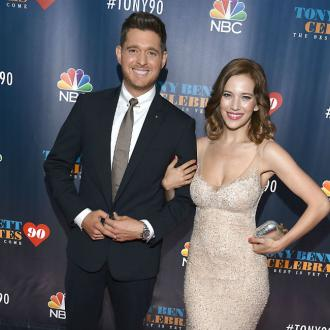 Michael Bublé: My wife helps me keep perspective