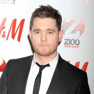 Michael Buble Goes For Sophisticated Image