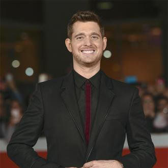 Michael Buble had fun making record