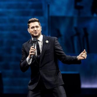 Michael Buble and his family don't listen to his own festive tunes often