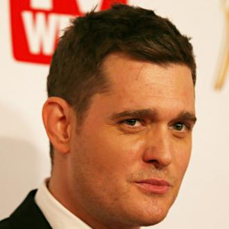Michael Buble Plans To Be Strict