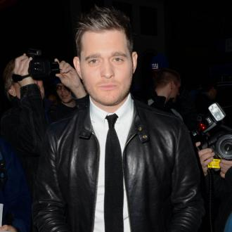 Michael Buble Is Messy