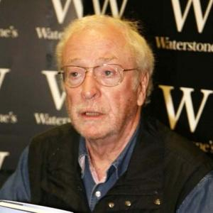Michael Caine Cried Over Bambi