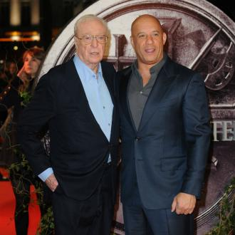 Unlikely pals Michael Caine and Vin Diesel