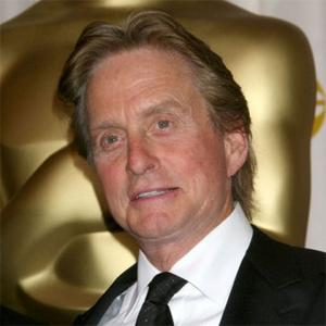 Michael Douglas Makes Travel Plans