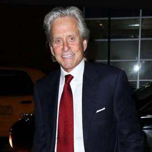 Michael Douglas To Make Big Screen Return