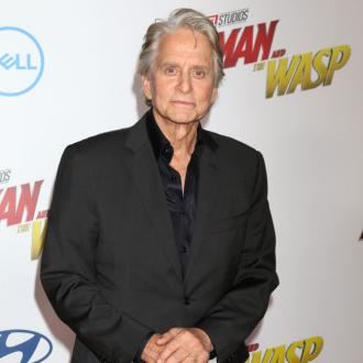 Michael Douglas' relief at son's prison release