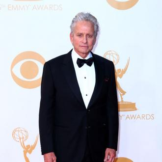 Michael Douglas pays tribute to mother
