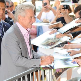Michael Douglas' Kids Can't Watch His Films