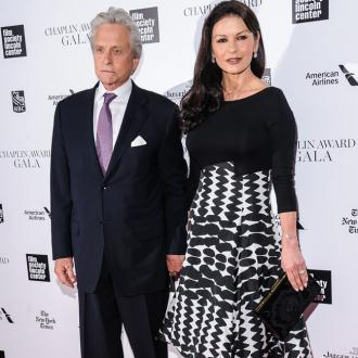 Michael Douglas And Catherine Zeta-jones 'Doing Great'