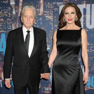 Michael Douglas Gushes Over Catherine Zeta-jones