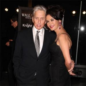Michael Douglas Doing Well